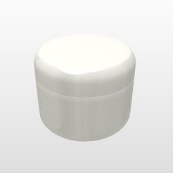 DOMED double wall jar -V231- 100cc