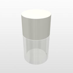 Loose Powder Container -V240-  1mm sifter
