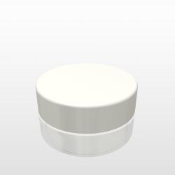 Loose Powder Container -V132- 25cc