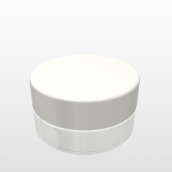 Loose Powder Container - V133 -25cc