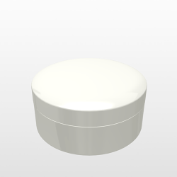 Loose Powder Container - V167 -25cc